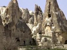 Turquie... villes souterraines plus 110.000