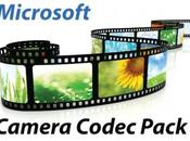 News Microsoft propose nouveau Camera Codec Pack