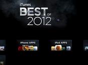 Découvrez l'iTunes Best 2012
