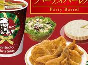 Pourquoi Japonais mangent chez Noël