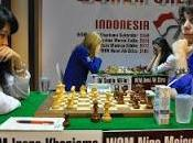 Makita Women Chess Match France battue 1½-2½