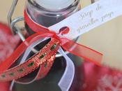 attendant Noël Sirop d'hibiscus groseille-pays)