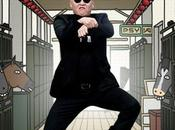 miliars Youtube pour Gangnam Style