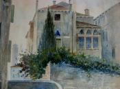 aquarelle d'Ettore Cadorin