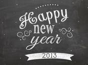 vous souhaite toutes tous excellente année