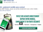 Facebook banques exemples publication faire