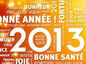 Bonne heureuse année 2013 toutes tous...