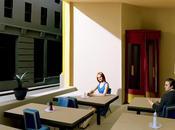 Laetitia Molenaar recompose peintures d'Edward Hopper