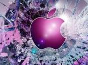 écran cassé fond d'écran pour votre iPhone 5...