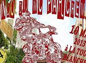 Rando Moto Club Parchemins (24) Tour Blanche mars 2013