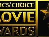 Critics' Choice Movie Awards 2013, encore robes paillettes
