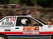 Rallye Bandama 2012, l'âme Guerriers