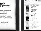 Amazon sort liseuse Kindle Paperwhite France