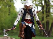Seith cosplay d'Assassin's Creed