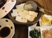 Tofu chaud yuzu