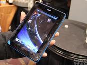 Acer nouvelles tablettes quad-core