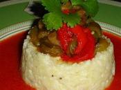 Brandade Cabillaud, Fondue Poivrons Rouges Verts, Salsa Tomate