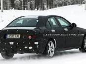 Mercedes prépare nouvelle Classe (2014)