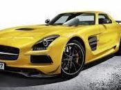 Mercedes Black Series, pour novembre!