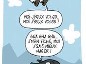 Bienvenue Polyglottie Manchot Pingouin?