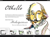 Shakespeare revisité iPad