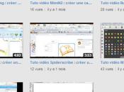 Tutoriels vidéo prise main plusieurs logiciels mind mapping Freeplane, Mindomo