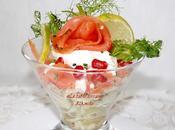 Menu St-Valentin finesse gourmandise