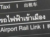 Comment rejoindre centre ville Bangkok depuis l'aéroport