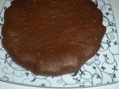 Moelleux chocolat (crème riz)