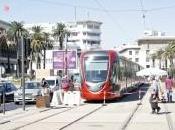 Tramway Casablanca, quand validateur billets fonctionne pas..