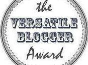 J'ai taguée Versatile Blogger Award