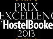 Prix d'Excellence 2013 Meilleures Auberges Jeunesse dans Monde