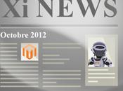News Octobre 2012