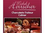 L'Alsace porte dans assiette