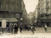 cycliste Faubourg Poissonnière