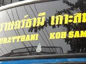 Vols arnaques Samui Surat Thani