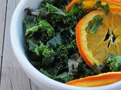 Kale matinal orange croquante