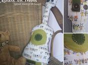 Guitare ukulélé tissus…