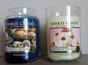 bougies Yankee Candle 1ère partie