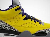 Jordan Mars Tour Yellow