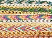 Catherine Diemer, créatrice Petite fille, passais heures faire bracelets brésiliens