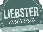 Liebster Award (tag inside!!)