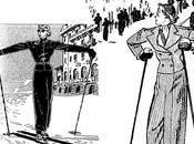 Modes pour ski, décembre 1936