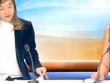 Laura, jeune trisomique, présente (vidéo)