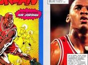 Nike Basketball Vintage Comic Books Pubs 1993