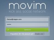 Movim, choix ouvert libre