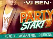 Party Start (Clip Officiel) Keros-N, Jahyanai King, Politik...