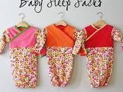Patron gratuit couchage pour bébé