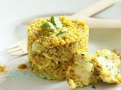 Risotto boulghour poulet curry