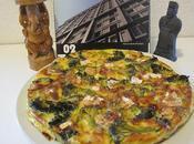 Plat: Flan Brocolis Camembert